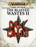 Time of War The Blasted Wastes II Cover.jpg