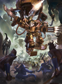 Disciples of Tzeentch vs Kharadron Overlords 01.png